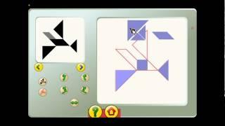 KiBU - Entdeckungsspiele - Tangram