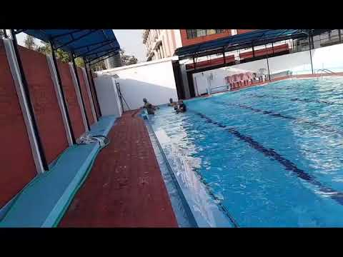 Study Hall Pool Starts 2018 Summer Session Youtube