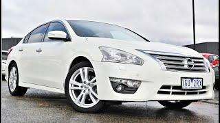 Used 2015 Nissan Altima Ti L33 Auto Video - U2774 - (Oct, 2020)