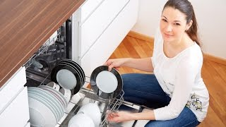How To Use a Dishwasher