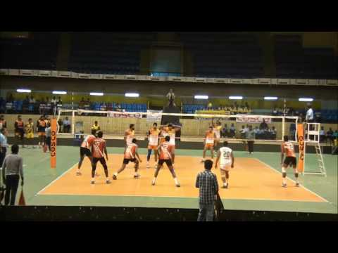 64th Indian National Volleyball Championship Semifinal 1: Kerala vs Punjab