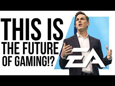 EA's plans WON'T surprise you!