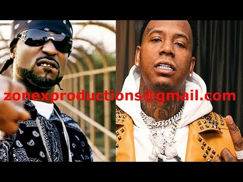 Young Buck of G-unit beef wit Moneybagg yo claims bagg tried to rob him,calls himfake!