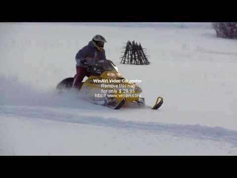 Bombardier ski-doo 800