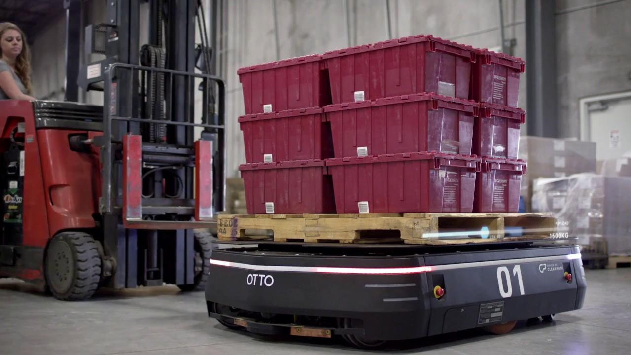 Meet OTTO™ 1500!