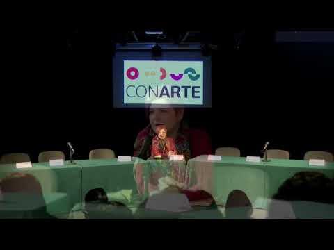 """""""Vivir de Teatro en Nuevo León"""" et """"El Mapa Mundial de Teatro""""—Monterrey, México"""