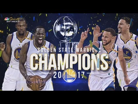 Story of Golden State Warriors' 2016-17 Championship ...