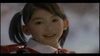 パナソニックのデジカムCMのかわいい女の子 飯田來麗(いいだらうら)