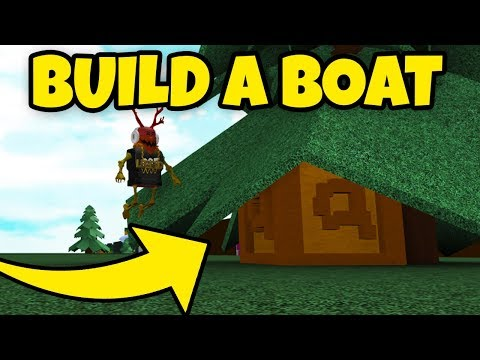NEW BLOCK MOVED! *LOCATION* | Build A Boat For Treasure ROBLOX