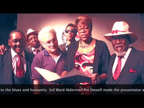 The ORIGINAL CHICAGO BLUES ALL STARS -