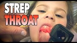 STREP THROAT After Exposure To IMPETIGO: Live Diagnosis with Dr. Paul