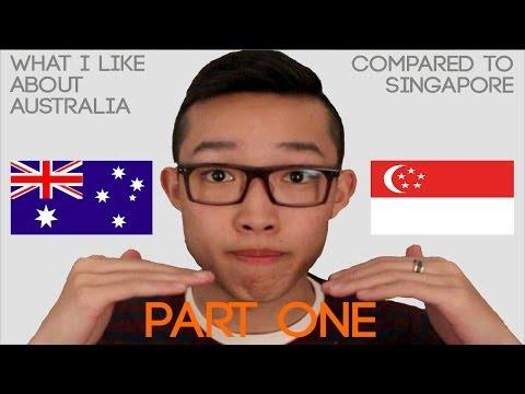 Singapore VS Australia: Part ONE | ObliviousD