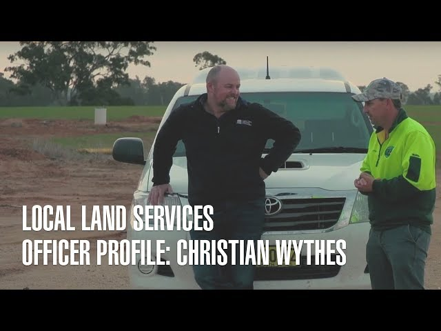 A Minute with LLS Officer Christian Whythes