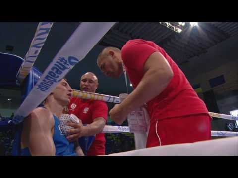EC 2017 69 kg Damian Kiwior vs Andrei Hartsenko
