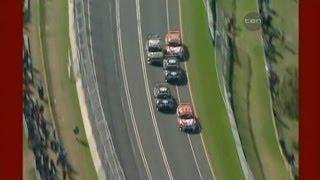 2006 V8 Supercars - Albert Park - Race 2 - Battle For The Race Lead