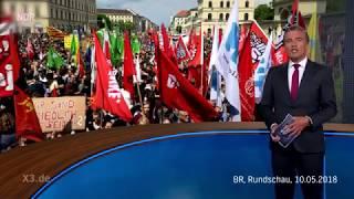 (Nicht nur) Bayern auf dem Weg zum Polizeistaat - # noPAG (Polizeiaufgabengesetz)