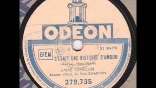 """Jane Chacun """" c"""