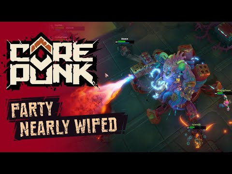 Corepunk - Announcement Gameplay Trailer