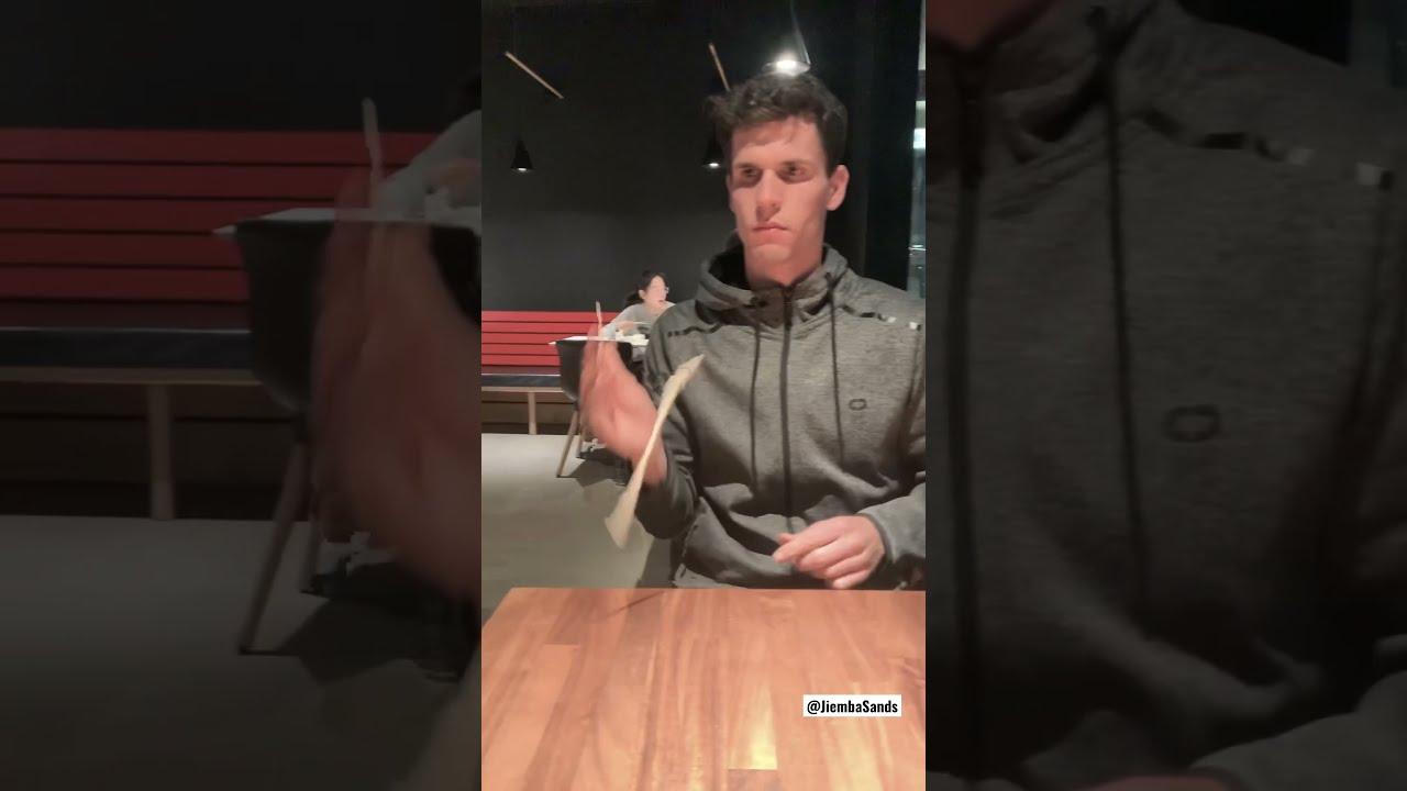 Advanced Chopstick Trick
