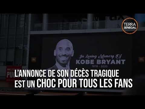 Le monde entier pleure une légende du basket-ball