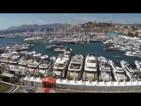 Timelapse - Cannes Yachting Festival 2017