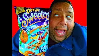 Cheetos® Sweetos REVIEW!