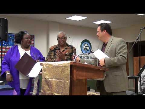 Neighborhood Watch Group #37 Recognized by Illinois House Resolution No. 782