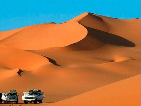 3°Parte verso l'Acacus video del viaggio in Libia con Avventure nel Mondo Pistolozzi Marco