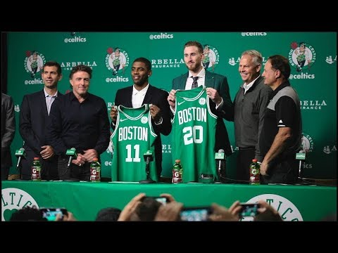 Kyrie Irving & Gordon Hayward Mix  Forever The New Era