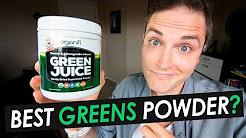 Best Greens Powder? Organifi Green Juice Review