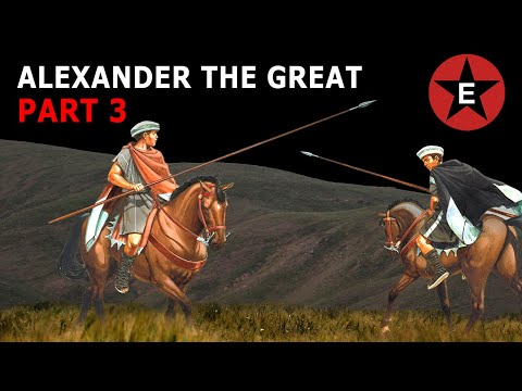 Epic History: Alexander the Great Part 3