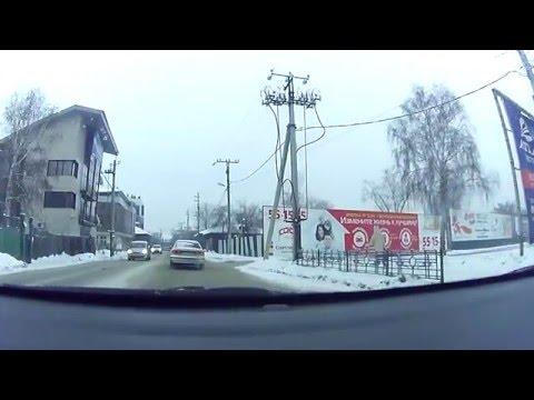 ДТП Иркутск на ул.Кожова