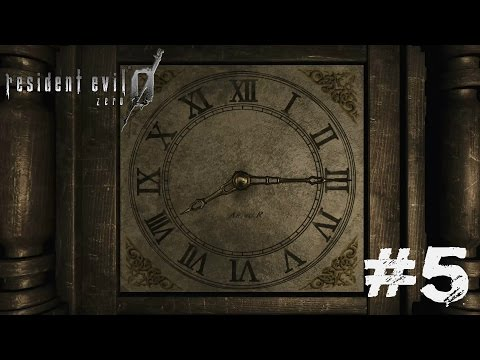 Resident Evil Zero HD Remaster Bölüm 5: Saat 8:15