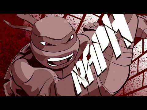 TMNT: Рафаэль | SkilleT - Monster