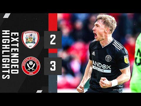 Barnsley Sheffield Utd Goals And Highlights