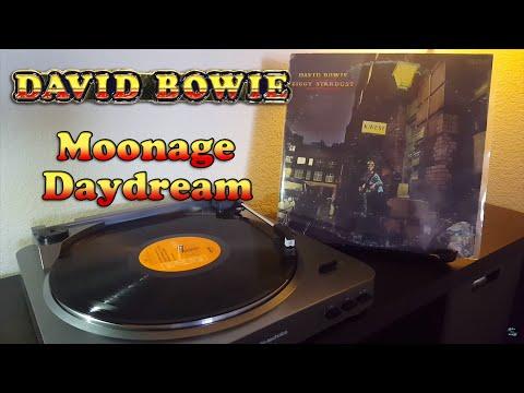 David Bowie - Moonage Daydream - Black Vinyl LP (1972 Ziggy Stardust Album)