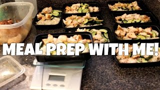 EASY, FAST, CHEAP MEAL PREP | Full Recipes | Healthy Grocery Haul