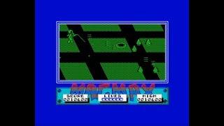 Mag Max (1987) 128k AY music version Walkthrough + Review, ZX Spectrum