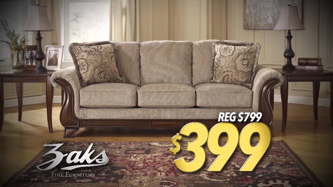 Zaks Furniture Tax Free Sale 2015 HD