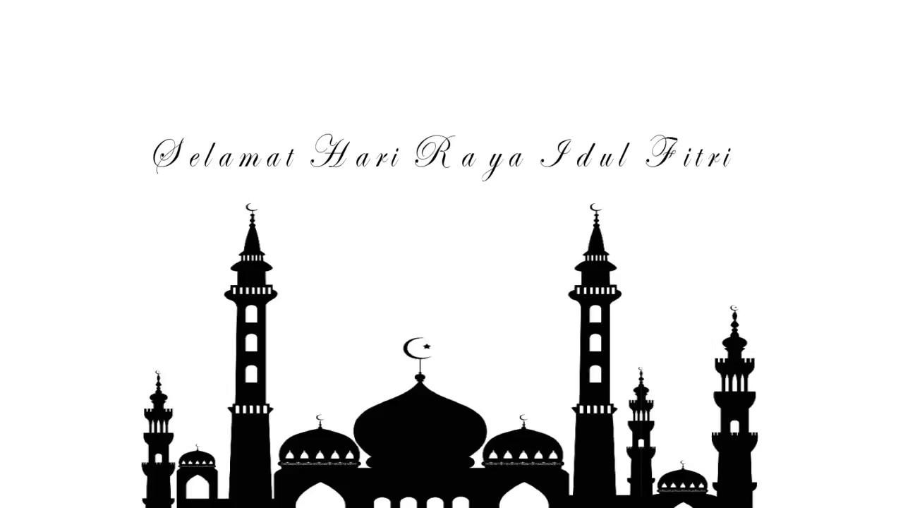 Video Ucapan Selamat Idul Fitri 1440 H 2020 YouTube