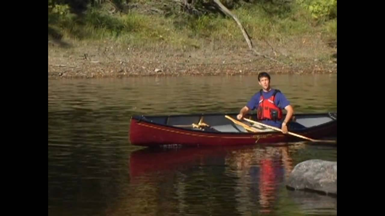 Should You Kneel Or Sit In A Canoe Youtube