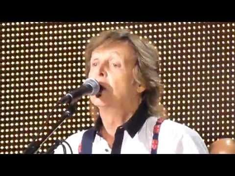 Paul McCartney PAPERBACK WRITER Live @ Farewell to Candlestick Park San Francisco 8/14/2014