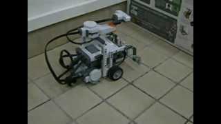 L2 SPI NXT Lego Robot Explorer - Faculté des Sciences et Technologies - Université de La Réunion