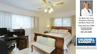 6015 Carlton Avenue, Sarasota, Fl Presented By Kathy Marlowe.