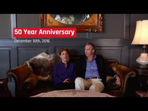 50 Years of Love with Ed & Marcia - Bailey's Fine Jewelry