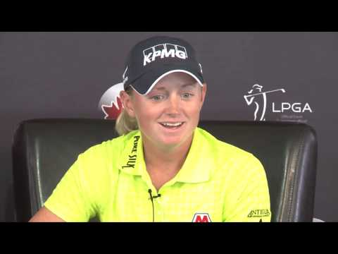 2013 CN Canadian Women's Open - Pre-Tournament Interview: Stacy Lewis