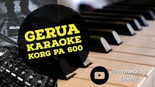 Gerua Karaoke KORG PA 600