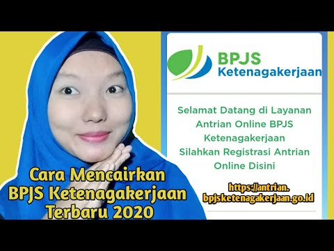 Cara Mencairkan BPJS Ketenagakerjaan Paling Lengkap Terbaru 2020!! - YouTube