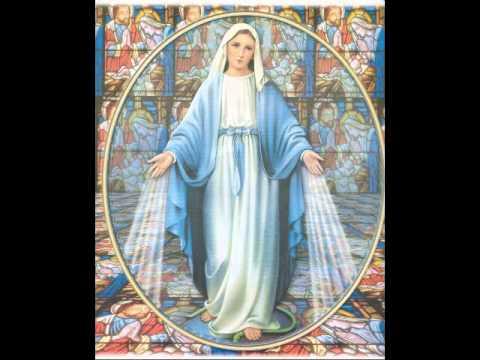 Holy mary mother of GOD - YouTube