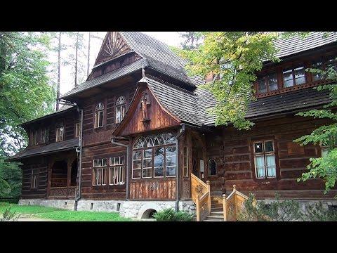 """Villa """"Koliba"""" / Willa """"Koliba"""", Muzeum Stylu Zakopiańskiego, Zakopane, Poland / Polska"""